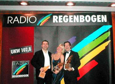 Middle Of The Road Radio Regenbogen Award